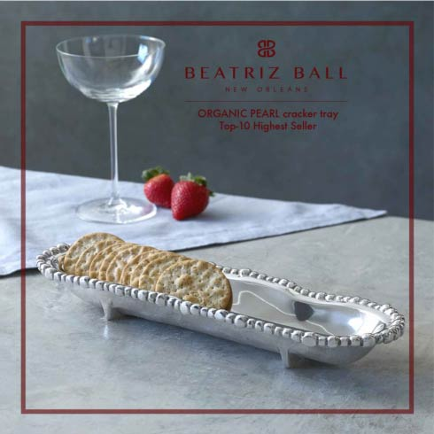Beatriz Ball ORGANIC PEARL
