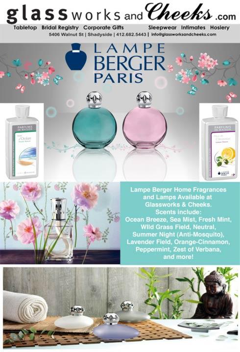 Recent News ~ View More Lampe Berger News