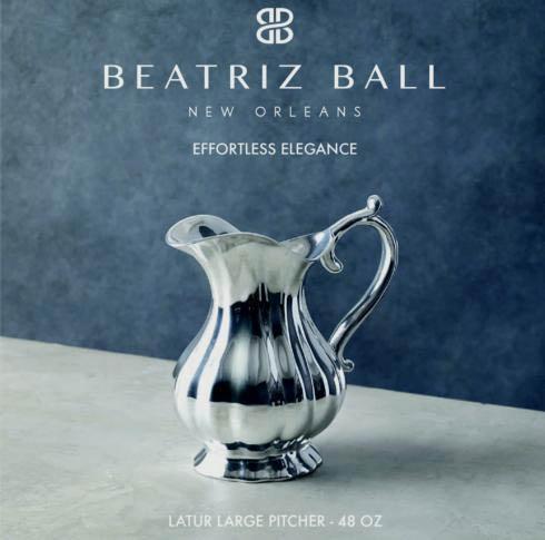 Beatriz Ball Aluminum