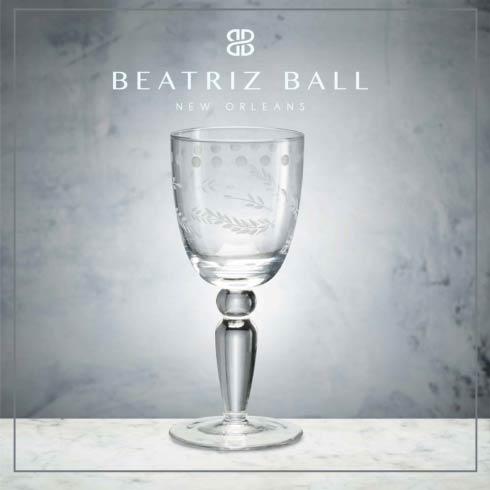 Beatriz Ball Glassware