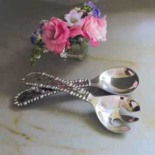 Beatriz Ball salad servers
