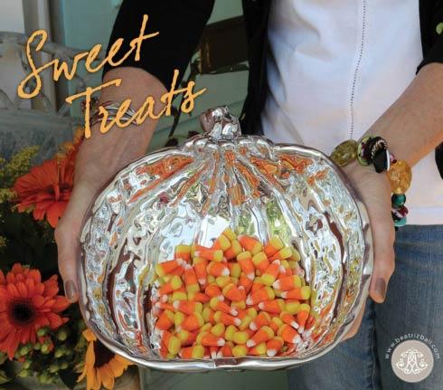 Beatriz Ball pumpkin bowl