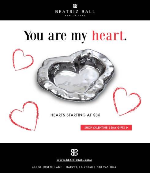 Beatriz Ball Heart