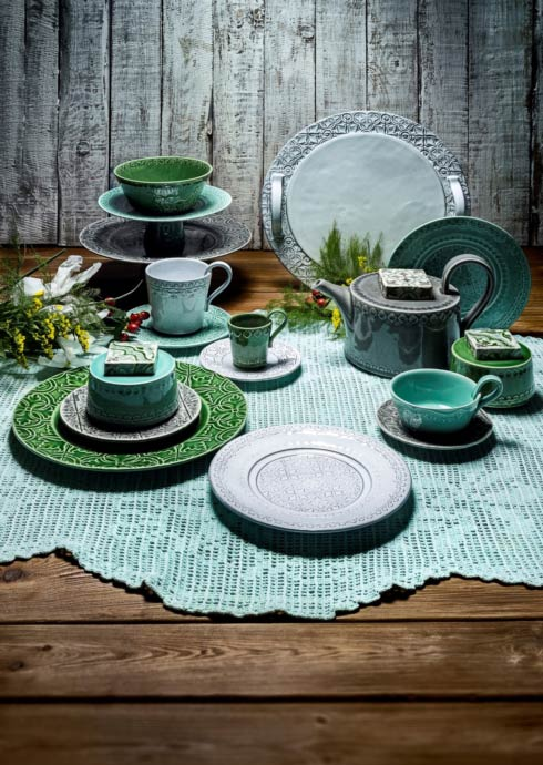 Bordallo Pinheiro bordallo pinheiro & Bordallo Pinheiro Rua Nova is the newest collection from Bordallo ...