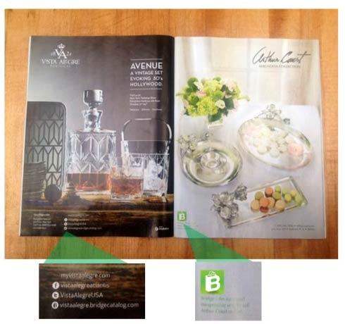 tableware today & Official News for Vista Alegre from Bridge Catalog - New York NY