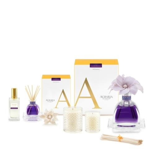 Lavender & Rosemary collection with 10 products