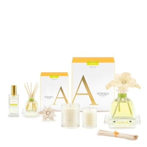 Lemon Verbena collection with 8 products