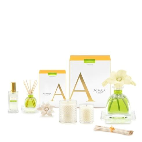 Lime & Orange Blossoms collection with 8 products