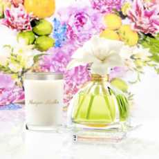 Monique Lhuillier Citrus Lily collection with 8 products