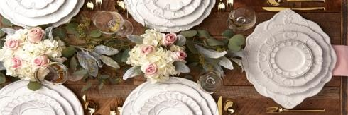 Bella Bianca Stoneware collection with 24 products