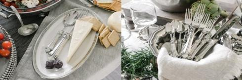 Flatware collection with 4 products
