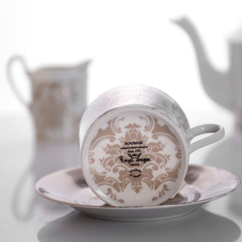 Royal limoges new products in pittsburgh pa from glassworks cheeks - Table jardin kettal limoges ...
