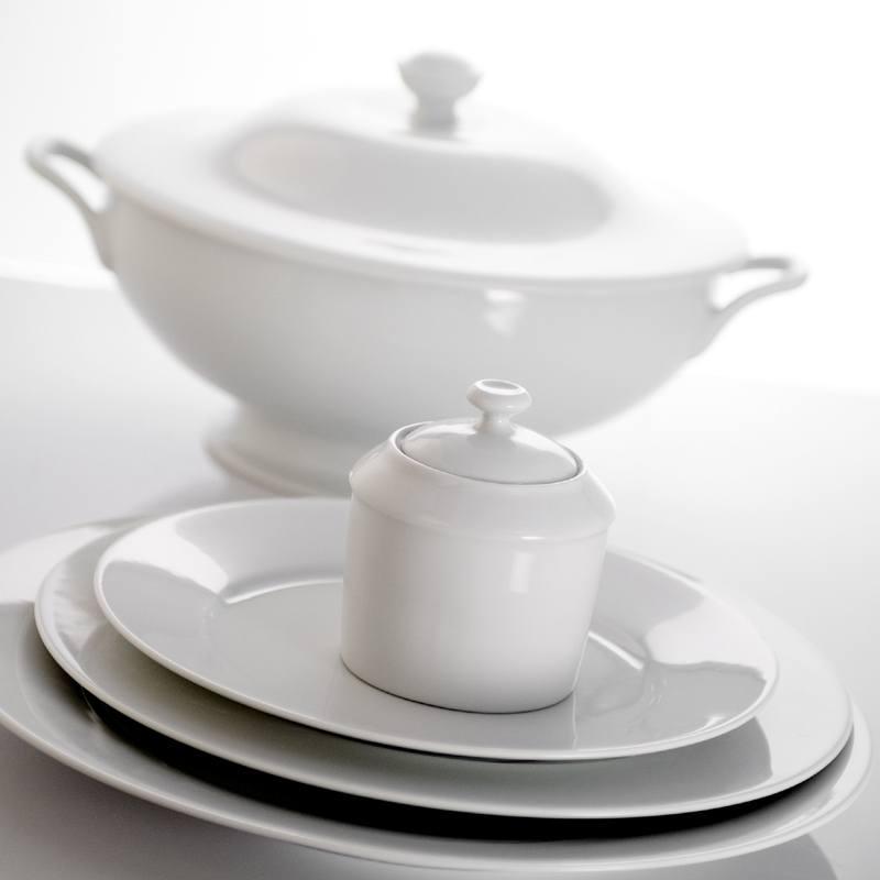 Lifestyle image 1 for Recamier - White