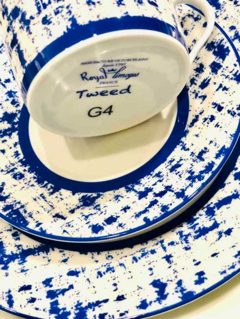 Lifestyle image 1 for Recamier - TWEED BLUE