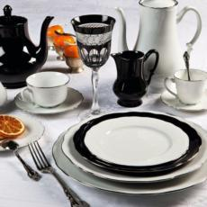 Colbert platinum filet collection