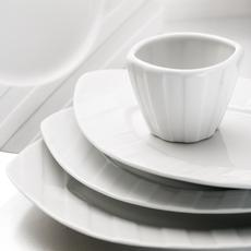Royal Limoges  Saturne - White