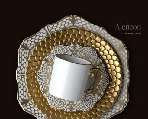 Alencon Gold collection with 3 products