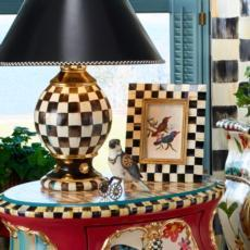 Courtly Check Accessories collection