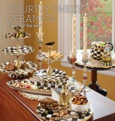 Courtly Check Ceramics collection