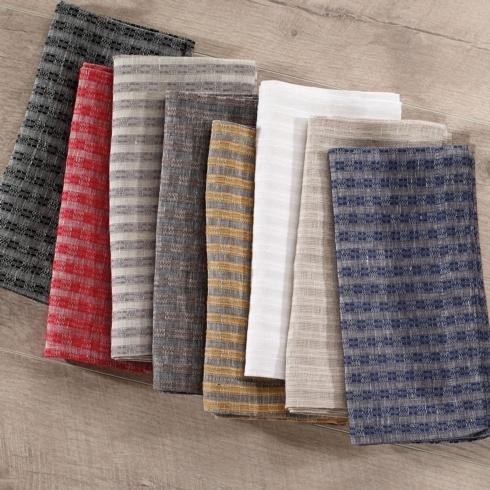 Basket Weave collection with 5 products