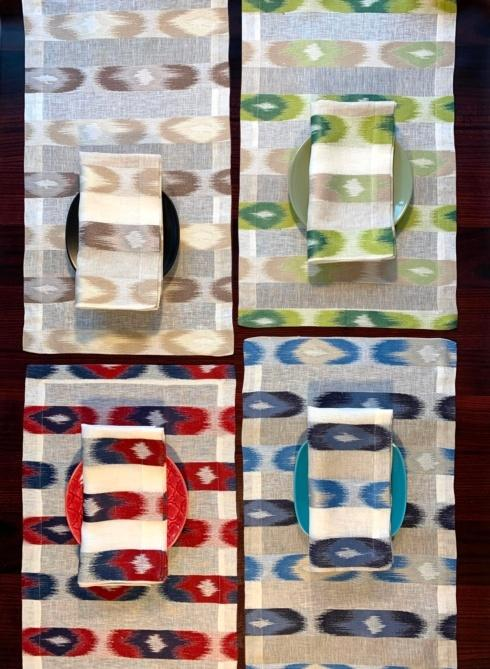 Ikat collection with 8 products