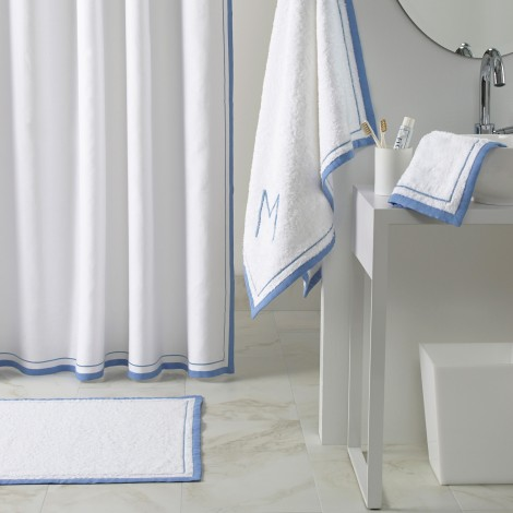 Matouk Avelino Shower Curtain Price 37400 In Charleston SC From The Boutique