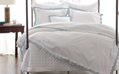 Matouk  Lorelei King Duvet Cover $1,238.00