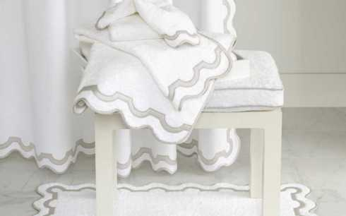 Mirasol Bath collection with 6 products
