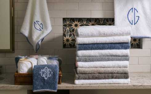 Whipstitch Bath collection with 6 products