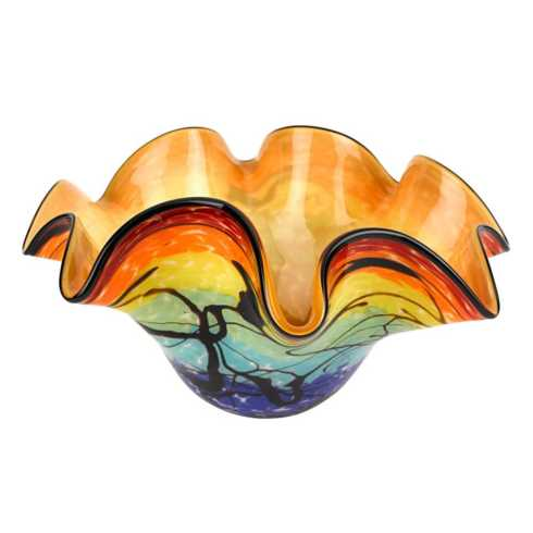Lifestyle image 1 for Allura Murano Style Art Glass
