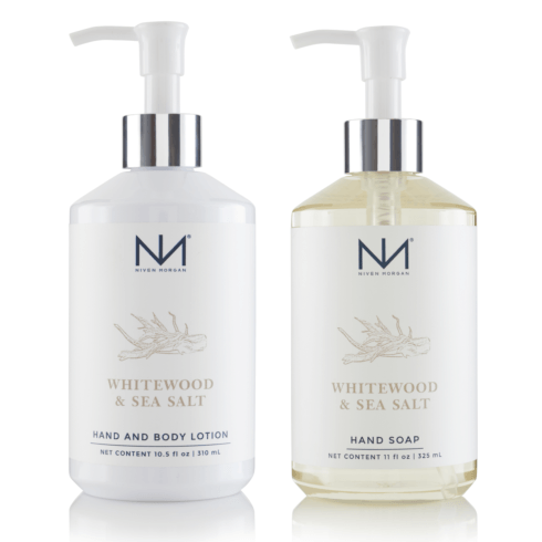 Whitewood & Seasalt collection with 4 products