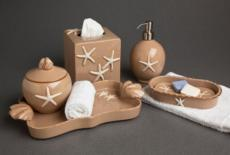 Starfish Bathroom Accessories collection