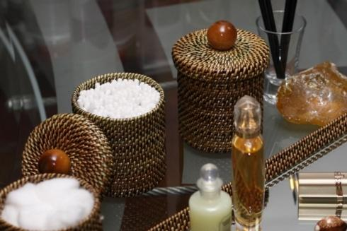 Handwoven Vanity Box collection with 1 products