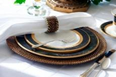 Handwoven Plate Charger collection image