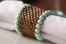 Table Collection Handwoven Napkin Ring