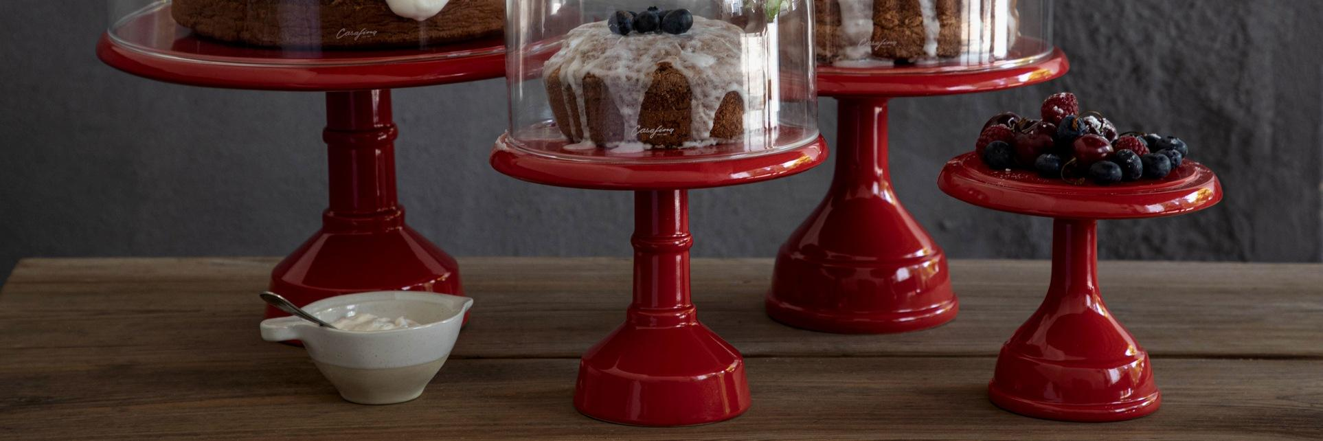 Lifestyle image 1 for Cook & Host – Red