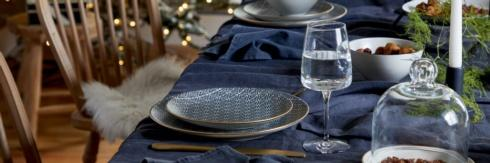 Augusta - Diamond Weave-Gold collection with 4 products