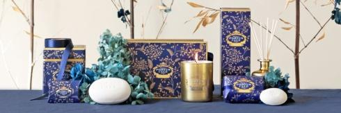 Festive Blue collection with 11 products