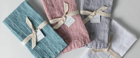 Napkins - Lucca collection with 4 products