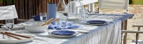 Positano - Blue collection with 8 products