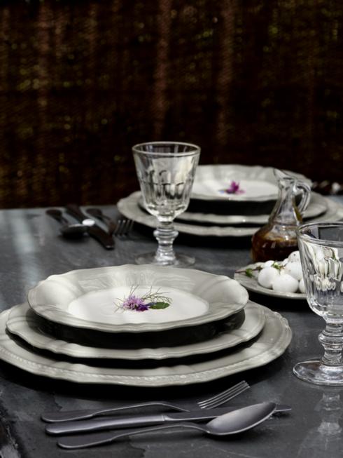 Lifestyle image 1 for Village - Grey, Brown & Aubergine