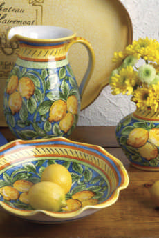 Italian Collections - Limoncello collection with 6 products