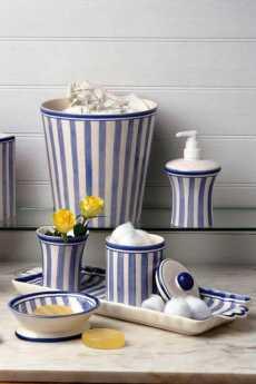 Bath Collection - Costa Nova Blue collection