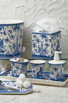 Bath Collection - 17th Century Blue collection