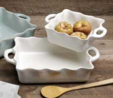 Cook & Host – White collection with 4 products