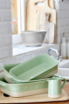 Fattoria - Green collection with 9 products