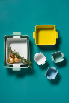 Forma Bakeware - Green collection with 9 products