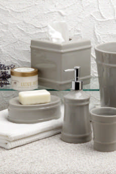 Bath Collection - Lexington Gray collection