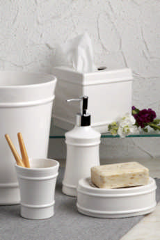Bath Collection - Lexington White collection