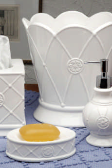 Bath Collection - Meridian White collection